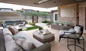 Consider the outdoor space