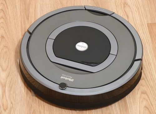 Clean Hardwood Floors with Robotic Vacuum Cleaners