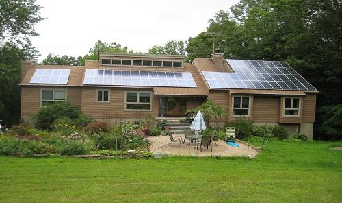 Solar Powered Off-Grid Living